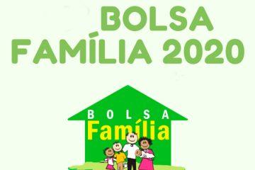 Veja o calendário de pagamentos do Bolsa Família em 2020