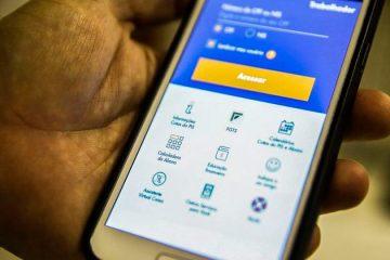 Aplicativo do FGTS permite o saque digital de recursos das contas