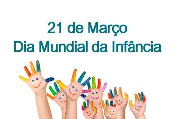 21 de março - Dia Mundial da Infância