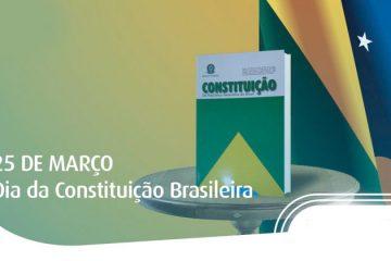 Capas das sete constituições brasileiras – Foto/Reprodução