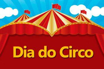 27 de março - Dia do Circo