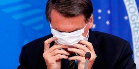 Justiça proíbe Bolsonaro de adotar medidas contra isolamento social