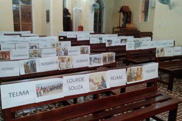 Missa em Solidão Pernambuco é celebrada sem fies