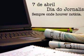 7 de Abril - Dia do Jornalista
