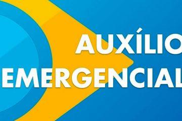 Auxílio emergencial será pago a 2,5 milhões pessoas nesta quinta-feira