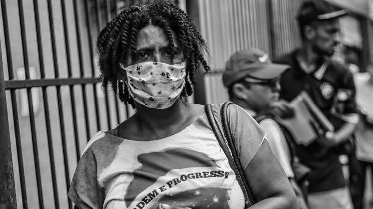 Brasil tem maior taxa de contágio por coronavírus do mundo