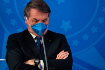 Câmara dá 30 dias para Bolsonaro apresentar exames pra covid-19