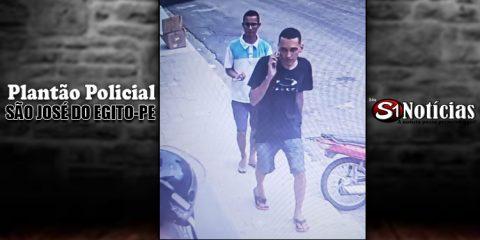 Casa Lotérica de São José do Egito é assaltada