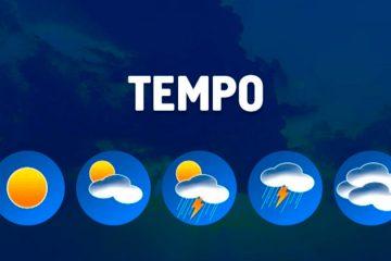 Feriado de Tiradentes deve ser de chuva ao longo do dia