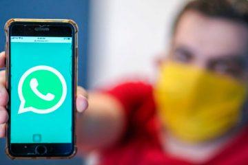 Para frear notícias falsas, WhatsApp reduz em 70% reenvio de mensagens virais