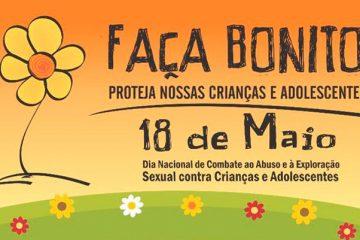 18 de maio: Dia Nacional de combate ao abuso sexual contra crianças e adolescentes
