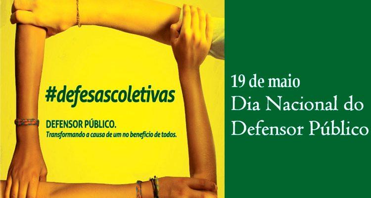 19 de maio - Dia do Defensor Público