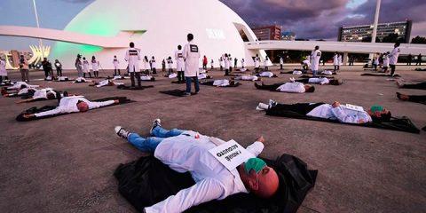 Brasil ultrapassa Alemanha e se torna sétimo país mais afetado pela Covid-19