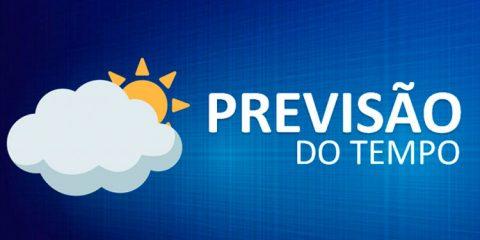 Confira a previsão do tempo para esta sexta-feira