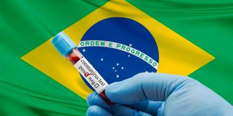 Covid-19: Brasil assume liderança do ranking de mortes diárias