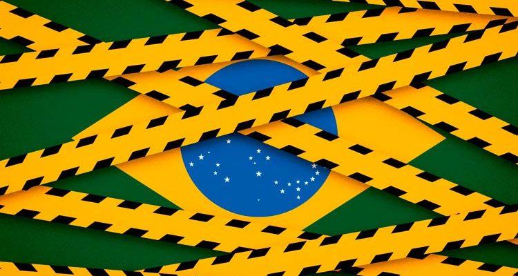 Estudo prevê data final da pandemia no Brasil