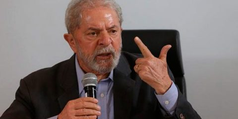 """Lula comemora avanço da covid-19 """"ainda bem que a natureza criou esse monstro"""""""