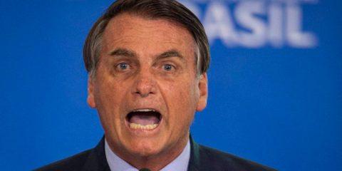 """""""Se o povo não voltar a trabalhar, teremos um caos"""", diz Bolsonaro"""