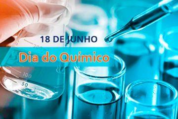 18 de junho - Dia do Químico
