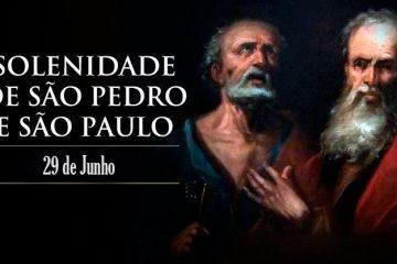 29 de junho - Dia de São Pedro e São Paulo
