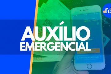 Auxílio Emergencial: Caixa encerra no sábado liberação da segunda parcela