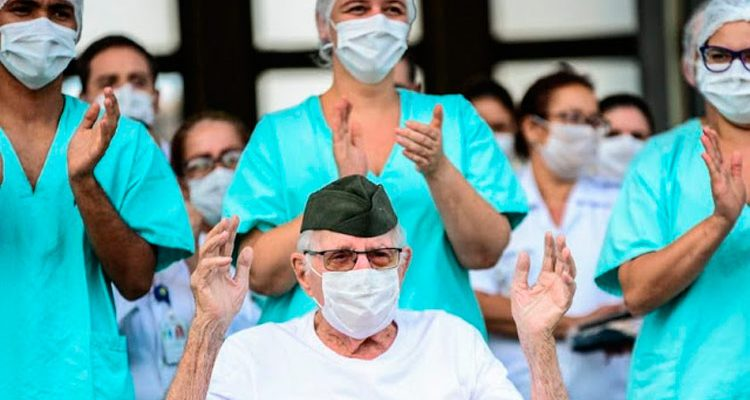 Pernambuco bate novo recorde diário de curas do novo coronavírus