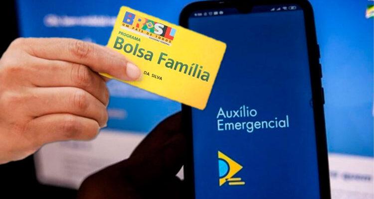 Auxílio emergencial cai hoje para inscritos no Bolsa Família e trabalhadores informais