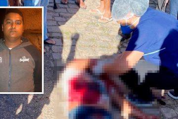 Jovem é assassinado em Brejinho-PE