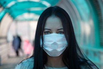 Covid-19: imagem mostra como as máscaras protegem do vírus