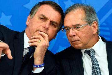 Bolsonaro diverge de Guedes e quer R$ 300 para prorrogar auxílio emergencial