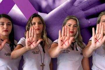 Solidão promove campanha de combate a violência doméstica contra a mulher