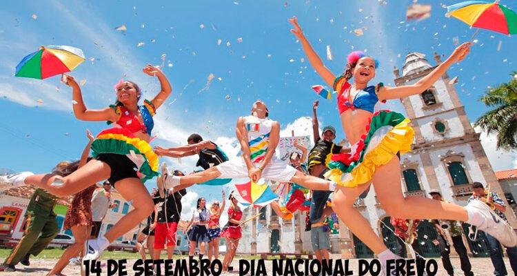 14 de setembro - Dia Nacional do Frevo
