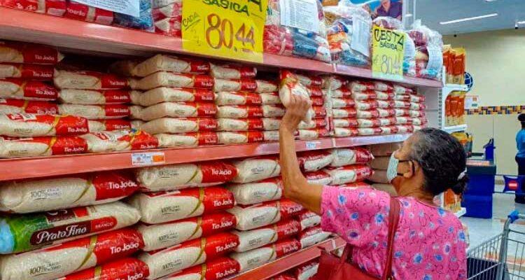 """""""Preço do arroz não deve cair, só estabilizar"""", alerta indústria"""