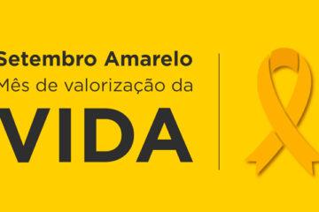 Setembro Amarelo adverte para cuidados com a saúde mental