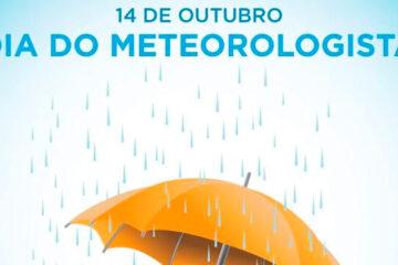 14 de outubro - Dia do Meteorologista