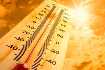 Brasil começa o mês com temperaturas acima dos 40°C