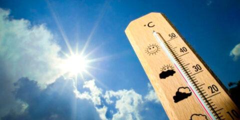 Confira a previsão do tempo para esta segunda-feira