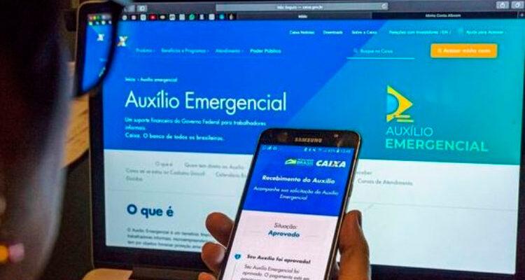 Caixa paga hoje auxílio emergencial para 5,1 milhões de beneficiários
