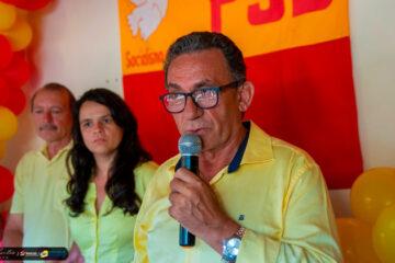 Djalma Alves reeleito em Solidão anuncia ações para os primeiros 6 meses