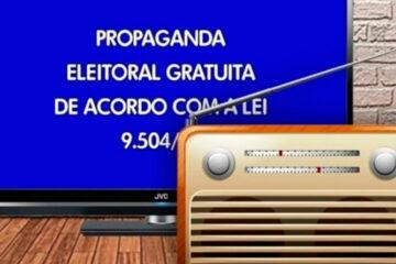 Hoje é o último dia de propaganda eleitoral no rádio e na TV