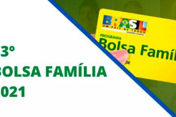 Calendário 13º do Bolsa Família é anunciado; veja datas de pagamentos