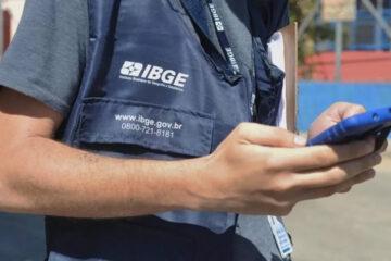 Com 204 mil vagas está aberto as inscrições para Concurso IBGE 2021