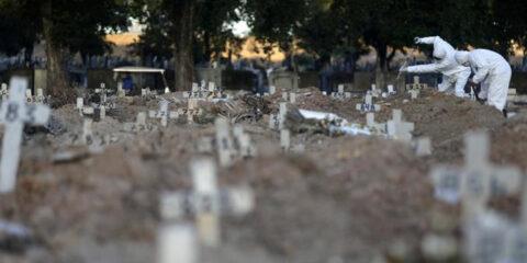Covid-19: mortes somam mais de 226 mil e casos, 9,2 milhões