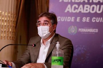 Pernambuco autoriza retorno das aulas presenciais do Fundamental e Infantil na rede pública