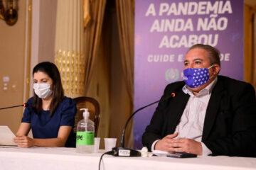 Pernambuco receberá novas doses de vacina contra a Covid-19