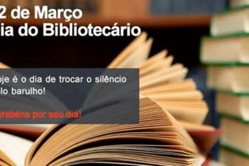 12 de março- Dia do Bibliotecário