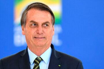 Bolsonaro sobre spray de Israel: 'Parece até que é um produto milagroso'