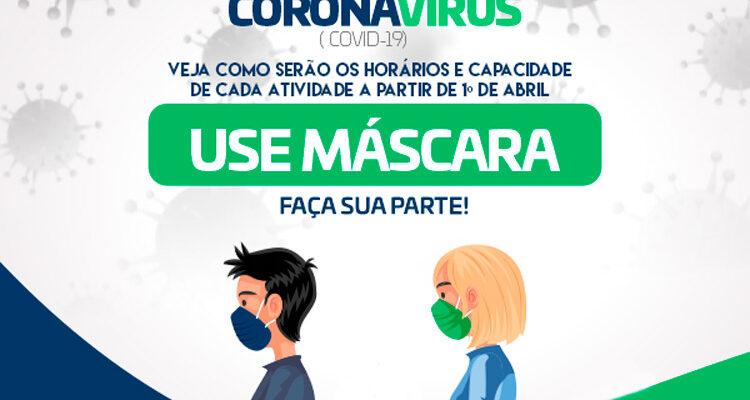 Covid-19: quarentena segue até a próxima quarta-feira em Pernambuco; flexibilização retorna em 1º de abril