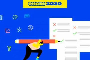 Resultado do Enem 2020 será divulgado na segunda-feira (29)