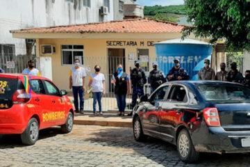 Solidão intensifica fiscalização para cumprimento de medidas restritivas contra a Covid-19